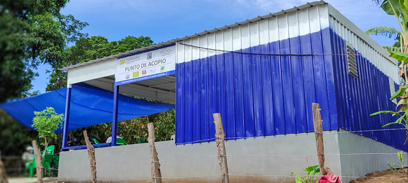 Centro de Acopio de Cacao Palmar Grande